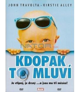 Kdopak to mluví 1 (Look Who´s Talking) DVD