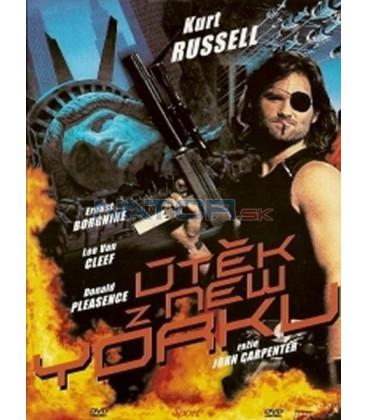 Útěk z New Yorku (Escape from New York) DVD