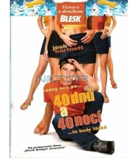 40 dnů a 40 nocí (40 Days and 40 Nights) DVD