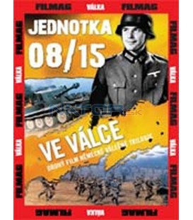 Jednotka 08/15 - 2. díl: Ve válce (08/15) DVD