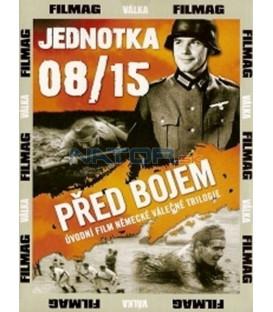 Jednotka 08/15 - 1. díl: Před bojem (08/15) DVD
