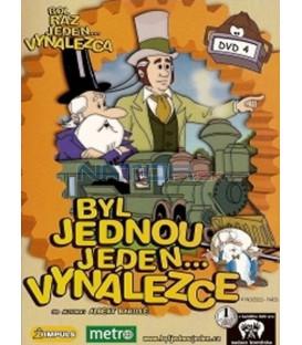 Byl jednou jeden... vynálezce - DVD 4 (Il était une fois... les découvreurs) DVD