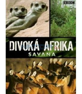 Divoká Afrika - DVD 2 - Savana (Wild Africa - Savannah) DVD