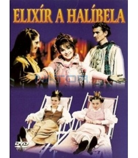Elixír a Halíbela DVD