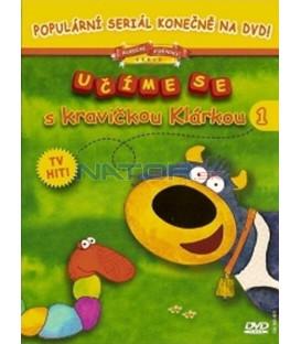 Učíme se s kravičkou Klárkou 1 (La Vaca Connie) DVD