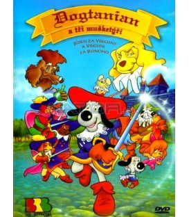 """Dogtanian a tři mušketýři(DOGTANIAN IN """"ONE FOR ALL AND ALL FOR ONE)"""