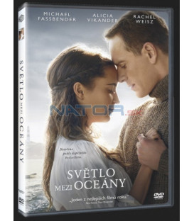Světlo mezi oceány (The Light Between Oceans) DVD