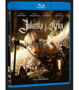 Johanka z Arku (Joan of Arc) Blu-ray