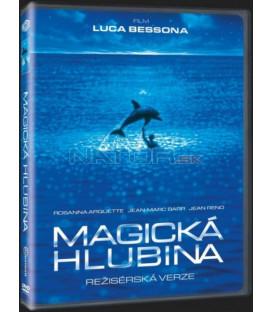 Magická hlubina (Le grand bleu) DVD