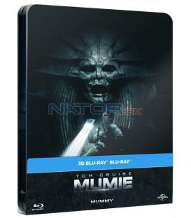 MUMIE (2017) - 2D+3D SteelBook