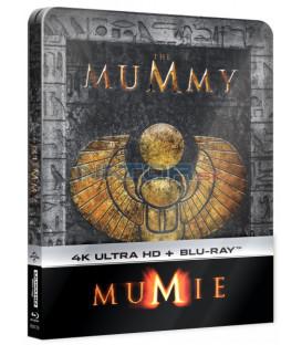 Mumie (The Mummy) 2Blu-ray (UHD+BD) Steelbook
