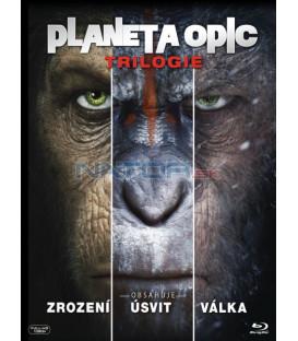 PLANETA OPIC TRILOGIE - KOLEKCE - 3 DVD