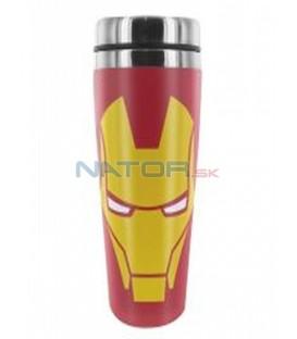 Hrnek Iron Man cestovní 470 ml