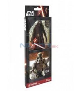Podtácky Star Wars - 3D efekt (8 ks)