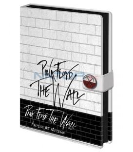 Zápisník Pink Floyd - The Wall A5