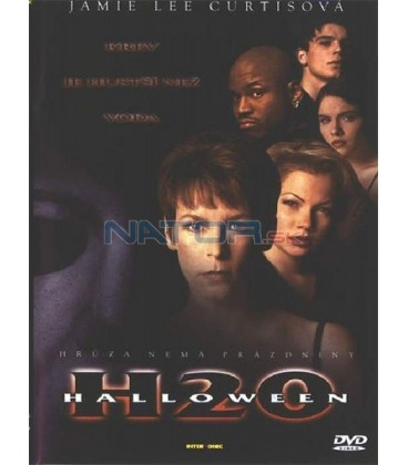 Halloween: H20 (Halloween H20: 20 Years Later) DVD