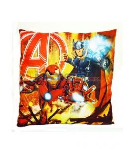 Avengers - Obojstranný dekoračný vankúš 40 x 40cm