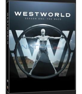 Westworld 1. série 3DVD (Westworld Season 1 3DVD)