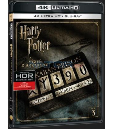 Harry Potter a Vězeň z Azkabanu (Harry Potter and the Prisoner of Azkaban) UHD+BD - 2 x Blu-ray