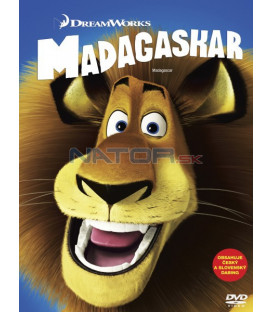 Madagaskar Big Face DVD