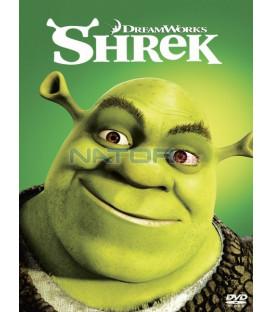 Shrek Big Face DVD