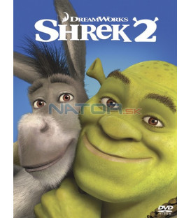 Shrek 2 Big Face DVD