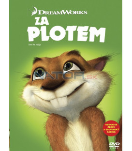 Za plotem (Over the Hedge) Big Face DVD