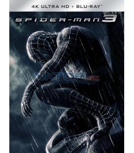 Spider-Man 3 UHD+BD - 2 x Blu-ray
