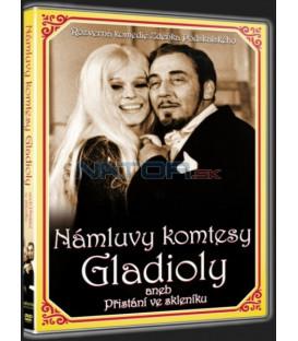 Námluvy komtesy Gladioly aneb Přistání ve skleníku DVD