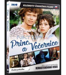 PRINC A VEČERNICE Remasterovaná verze DVD