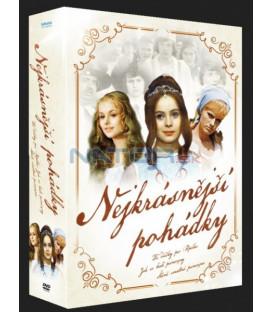 Nejkrásnější pohádky ( Tři oříšky pro Popelku, Šíleně smutná princezna, Jak se budí princezny )