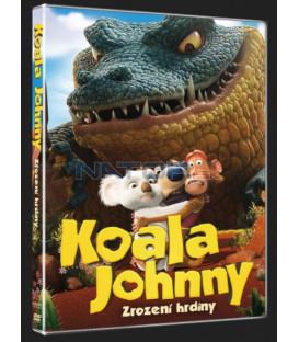 Koala Johnny: Zrození hrdiny DVD