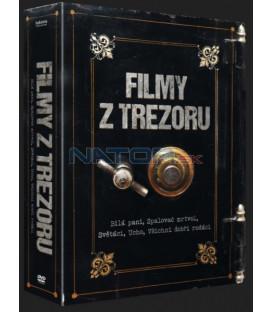 Filmy z trezoru - kolekce - 5 DVD