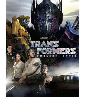 TRANSFORMERS: POSLEDNÍ RYTÍŘ (Transformers: The Last Knight) - DVD