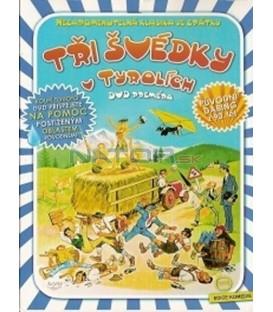 Tři Švédky v Tyrolích (Drei Schwedinnen in Oberbayern) DVD
