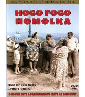 Hogo fogo Homolka DVD