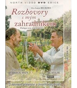 Rozhovory s mým zahradníkem (Dialogue avec mon jardinier) DVD