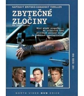 Zbytečné zločiny (The Investigation) DVD