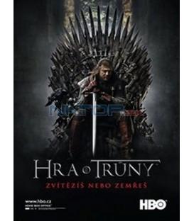 Hra o truny, 1. sezóna 5DVD (Game Of Thrones)