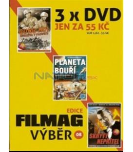 Filmag výběr 08-3 x DVD