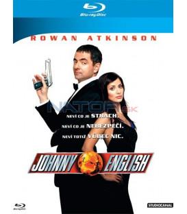 Johnny English Blu-ray