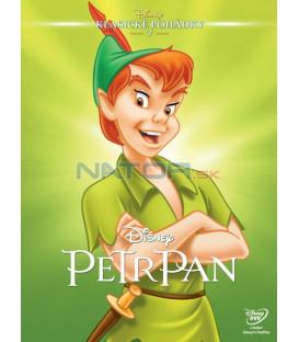 Petr Pan S.E. (Peter Pan Special Edition) - Edice Disney klasické pohádky 7. DVD