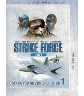 Úderná síla - Letectvo - disk 1 (Strike Force - Air) DVD