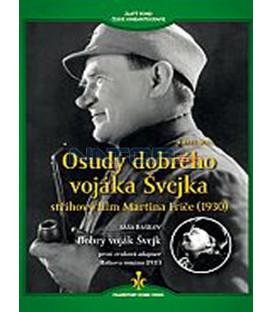 Osudy dobrého vojáka Švejka (1930) + Dobrý voják Švejk (1931) DVD