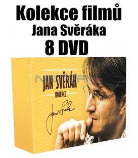 Kolekce filmů Jana Svěráka 8 DVD