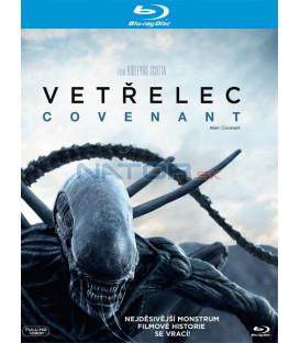 VETŘELEC: Covenant (Alien: Covenant) Blu-ray