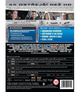 JASON BOURNE UHD+BD - 2 x Blu-ray