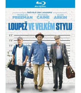 Loupež ve velkém stylu ( Going in Style) Blu-ray