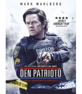 Den patriotů (Patriots Day) DVD