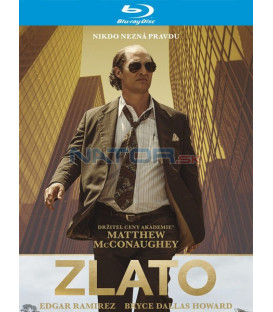 Zlato 2016 (Gold) BLU-RAY